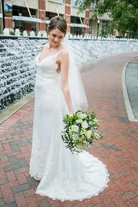 Julie & Carter's wedding day at Tates Creek Presbyterian Church & Evan's Orchard 7.3.16.