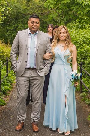 Julio & Flor Maria - Central Park Wedding-14