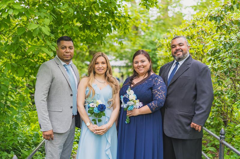Julio & Flor Maria - Central Park Wedding-5