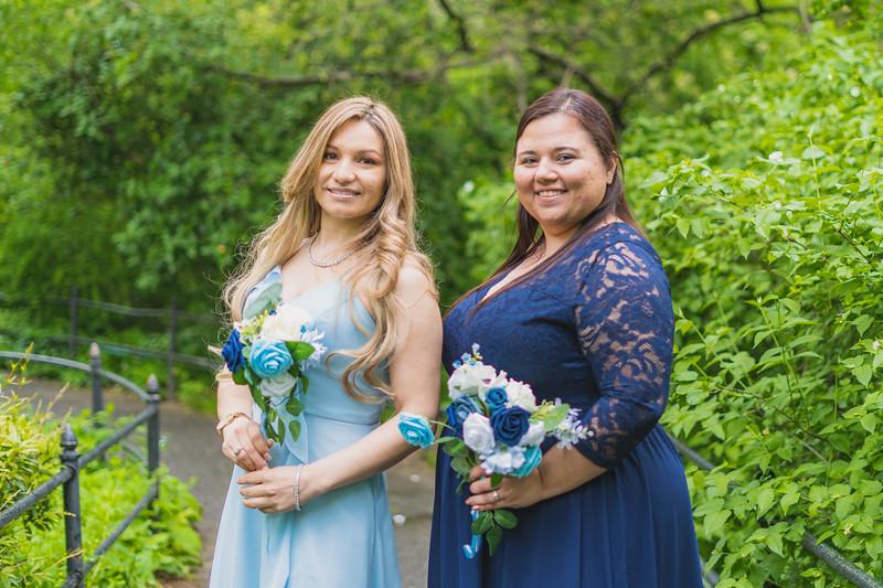 Julio & Flor Maria - Central Park Wedding-7