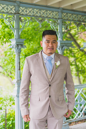 Julio & Flor Maria - Central Park Wedding-1