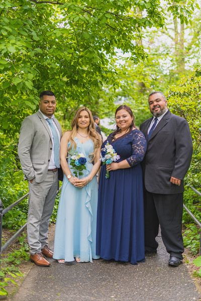 Julio & Flor Maria - Central Park Wedding-6