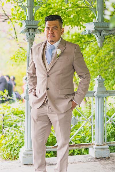 Julio & Flor Maria - Central Park Wedding-4