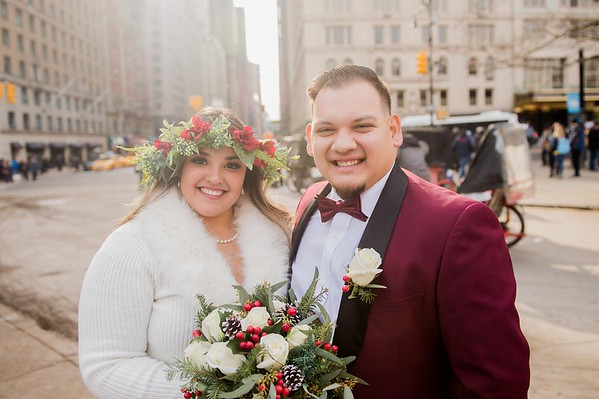 Justin & Tiffani - Central Park Wedding (14)