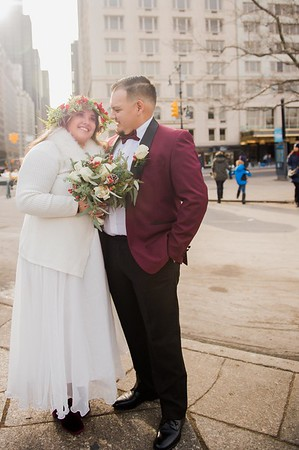 Justin & Tiffani - Central Park Wedding (22)