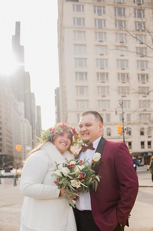 Justin & Tiffani - Central Park Wedding (21)