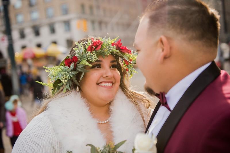 Justin & Tiffani - Central Park Wedding (17)
