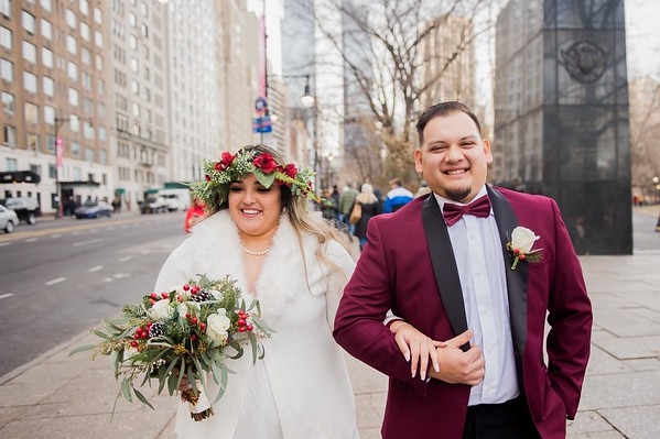 Justin & Tiffani - Central Park Wedding (11)