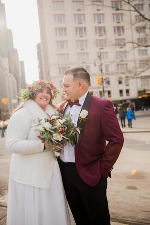 Justin & Tiffani - Central Park Wedding (23)