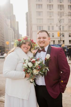Justin & Tiffani - Central Park Wedding (20)