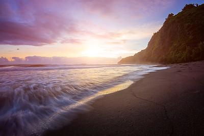 Waipio Sunrise 2