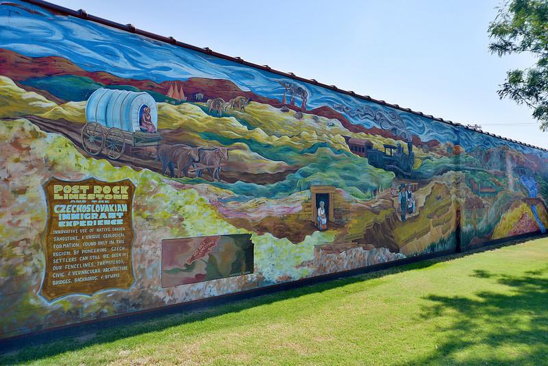 Lucas Czech Heritage Mural