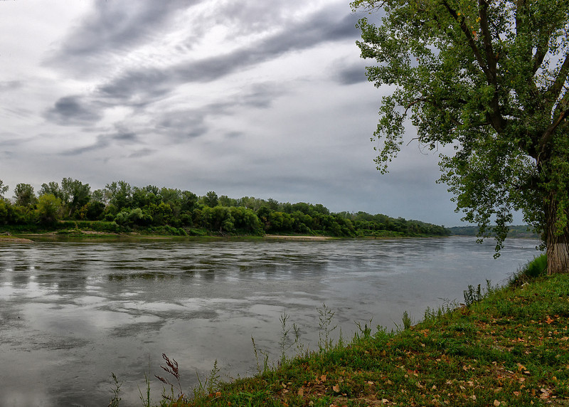 Missouri River at Leavenworth