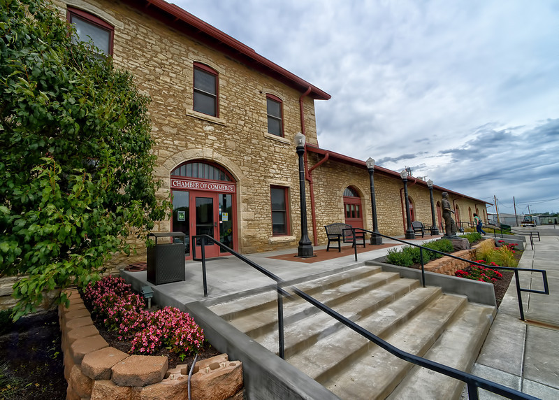 Atchison Railroad Museum