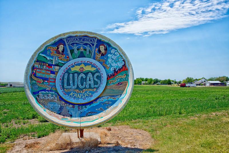 Lucas Kansas