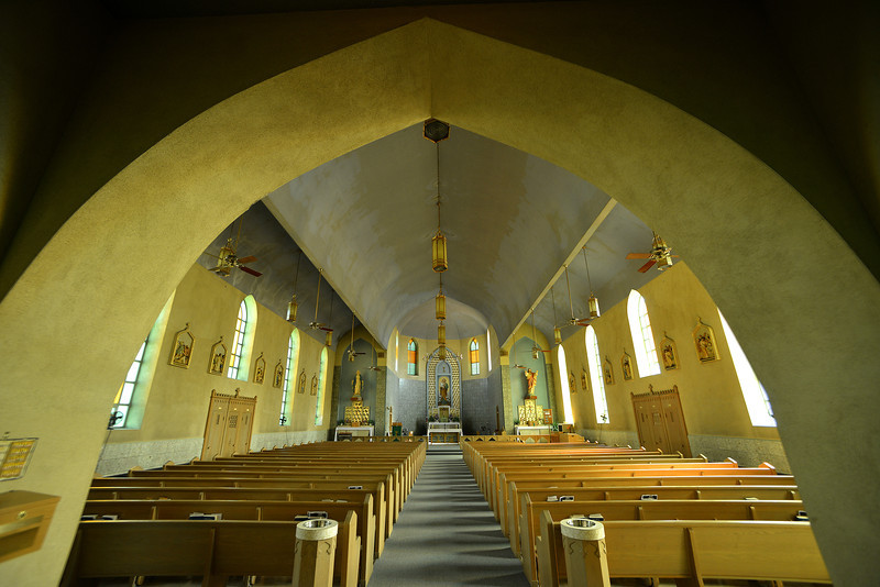 St Joseph Catholic Church Interior