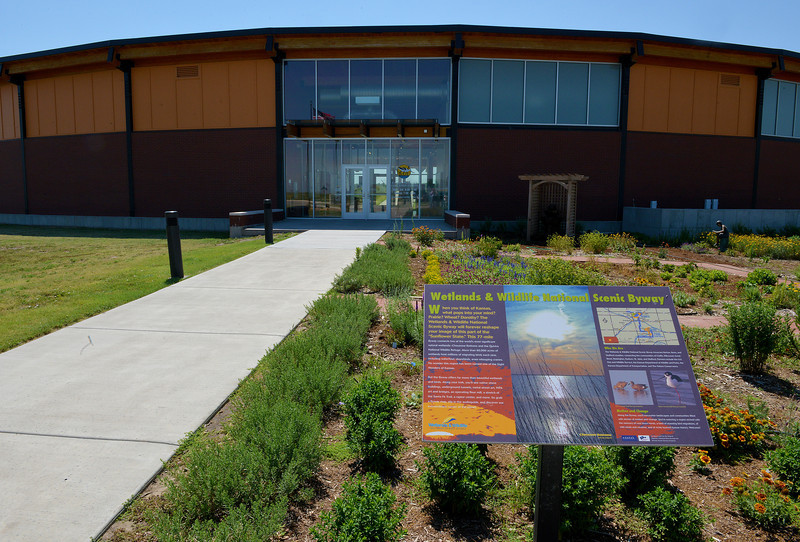 Kansas Wetlands Education Center
