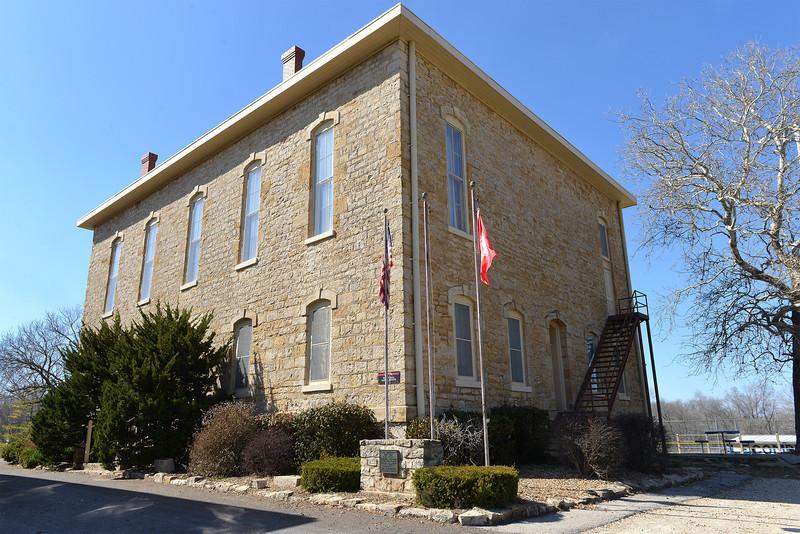 Kansas Territorial Capitol