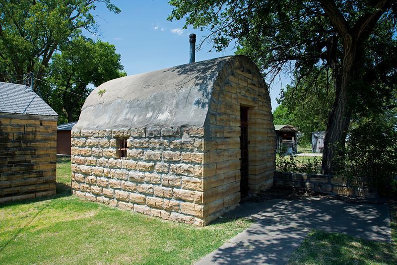 Historic Stone Jail