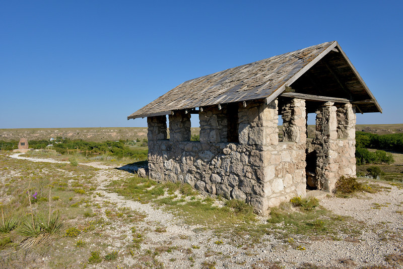 CCC Native Stone Cabin