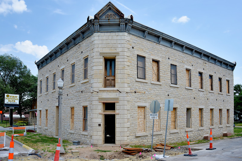 Native Stone Restoration, Alma, Kansas