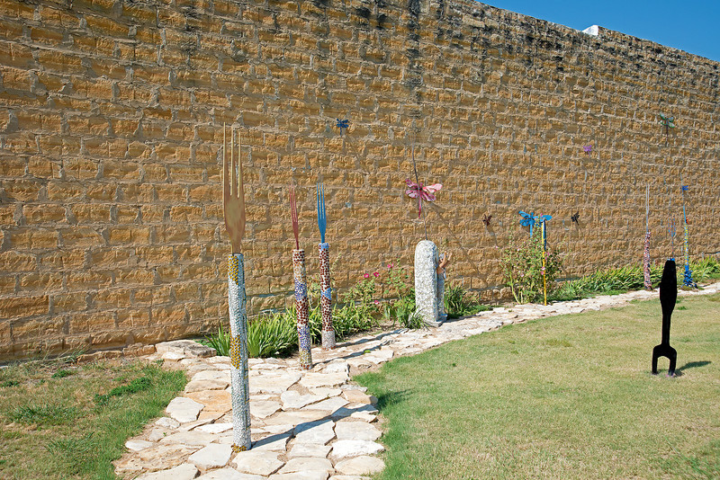 Native Stone Wall