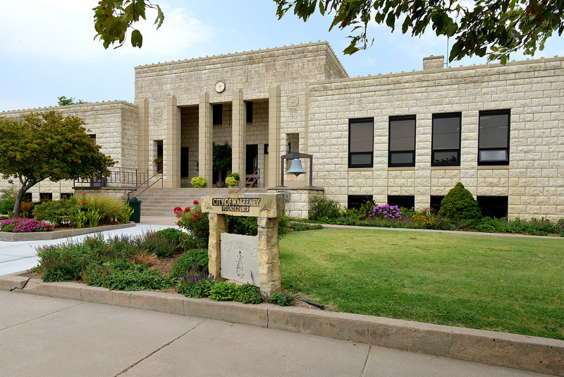 WaKeeney Municipal Building