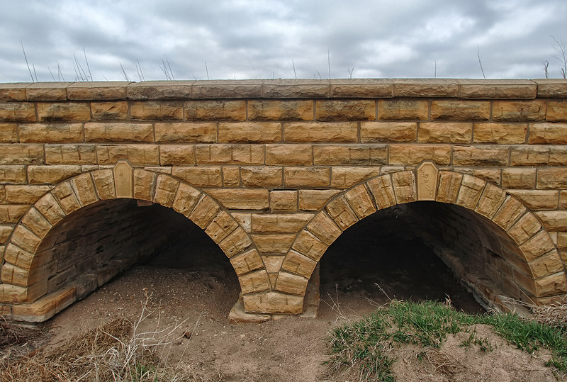 Hitchman Double Arch Bridge