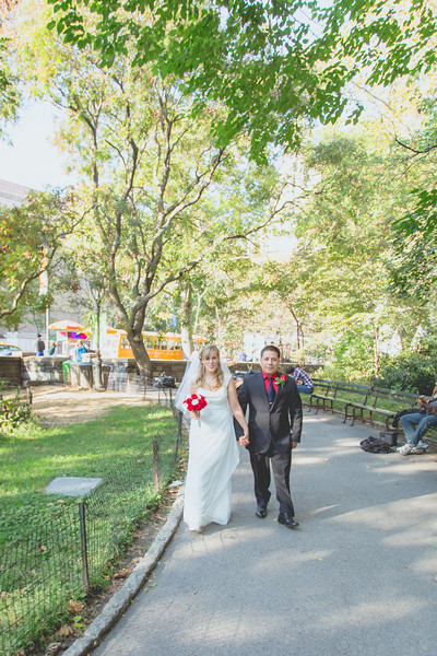 Kara & Enrique - Central Park Wedding-14