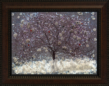 2019-03-10-Plum Snow Tree Framed-Edit
