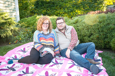 Katie & Adam's engagement session at the Arboretum & downtown Lexington, KY 10.19.15.  © 2015 Love & Lenses Photography/ Becky Flanery  www.loveandlenses.photography