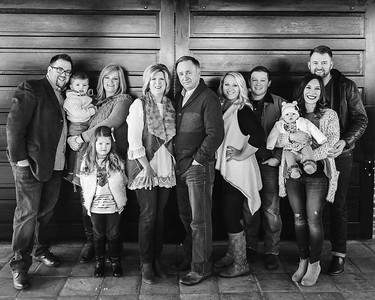 Family photography at Talon Winery in Lexington, Kentucky 1.8.17.