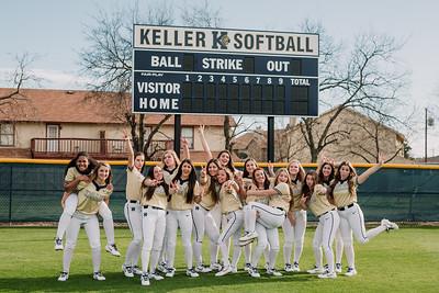 Keller Softball 2020