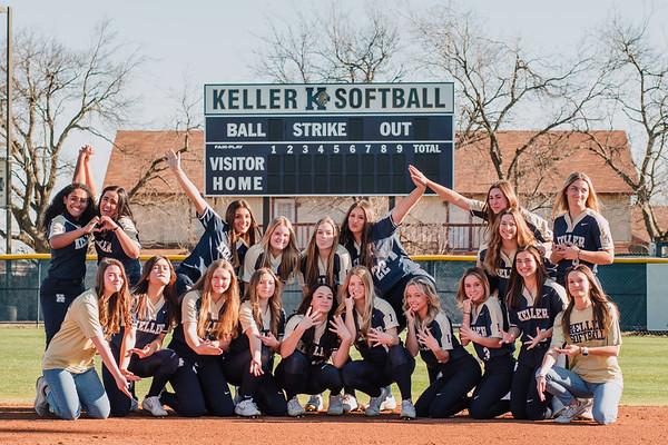 Keller Softball 2021