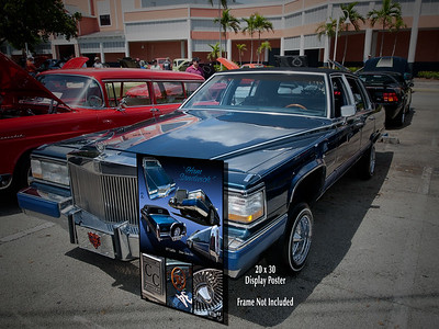 Kenny Ruiz's Cadillac Lowrider