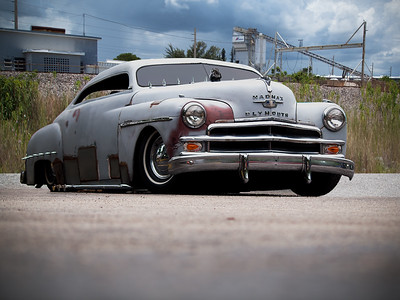 kent Blankenship's 1950 Plymouth