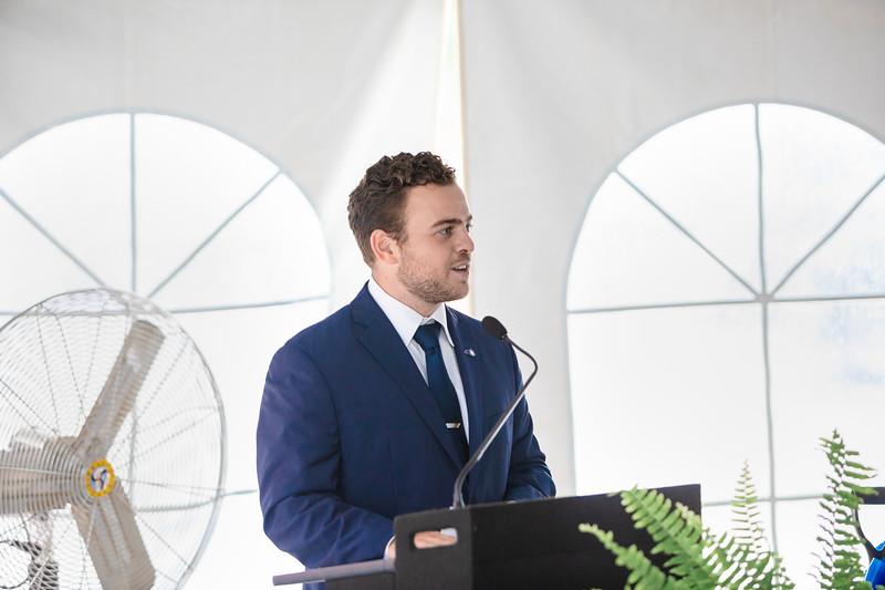 Winterwood Inc.'s Groundbreaking Ceremony in Winchester, Kentucky 8.17.18.