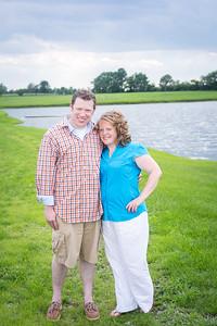 Kim & Erik's engagement session at Talon Winery & Keeneland in Lexington, KY 7.14.15.   © 2015 Love & Lenses Photography/ Becky Flanery   www.loveandlenses.photography