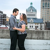 """Kim & Rudy's engagement photography at Gratz Park and Triangle Park in Lexington, KY 7.2.16.<br /> <br /> © 2016 Love & Lenses Photography/ Becky Flanery <br /> <br />  <a href=""""http://www.loveandlenses.photography"""">http://www.loveandlenses.photography</a>"""