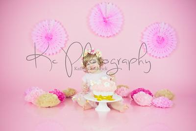 Kimberley Bell Cake Smash