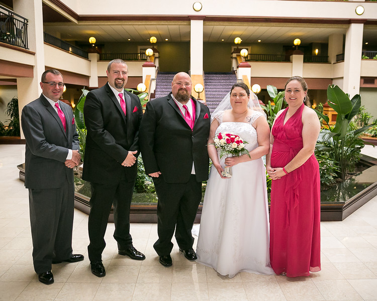 """Kristen & Dennis' wedding day at Embassy Suites in Lexington, KY 5.14.16.<br /> <br /> © 2016 Love & Lenses Photography/ Becky Flanery <br /> <br />  <a href=""""http://www.loveandlenses.photography"""">http://www.loveandlenses.photography</a>"""