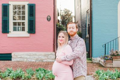Kristin + Drew   Maternity Photography