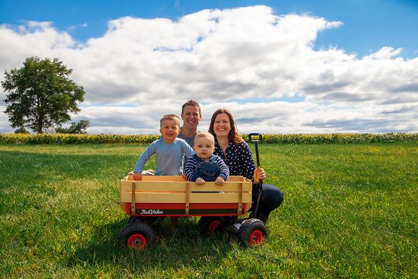 Krovic Family- Fall 2015