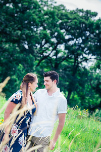 Kyle & Alyssa's Engagement-0005