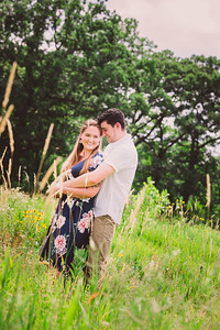 Kyle & Alyssa's Engagement-0002