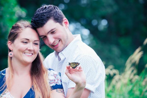 Kyle & Alyssa's Engagement-0014