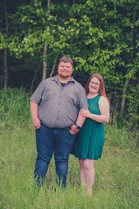 Kyle & Katie's Engagement-1