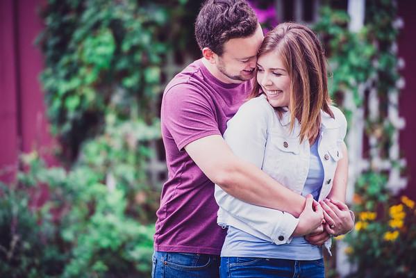 Kyle & Michelle's Engagement-0009