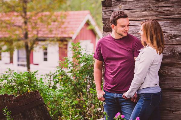 Kyle & Michelle's Engagement-0005