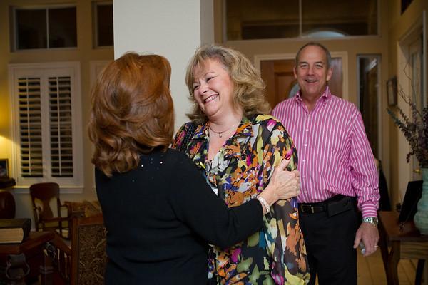 Kathy's Birthday Party - January 26, 2013